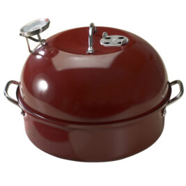 Best Smokers: Nordic Ware Smoker ranked #7 as Best Compact Smoker