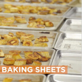 America's Test Kitchen Best Rimmed Baking Sheets: #1 Nordic Ware