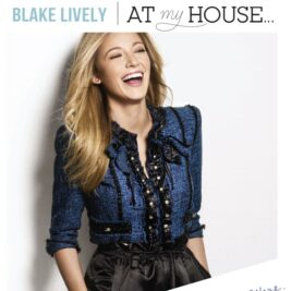 At Home With Blake Lively
