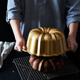 The Unlikely Origins of the Most Iconic American Cake Pan