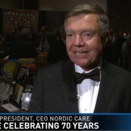 KARE 11 News 1/11/16- Nordic Ware 70th Anniversary Celebration