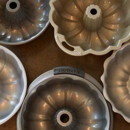 The Best Bundt Pans: #1 Nordic Ware Cast Aluminum Bundt Pan
