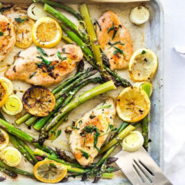 Sheet pan dinner recipes and tools that make cooking at home a breeze