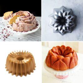 These 14 Beautiful Bundt Pans Make Effortlessly Fancy Cakes