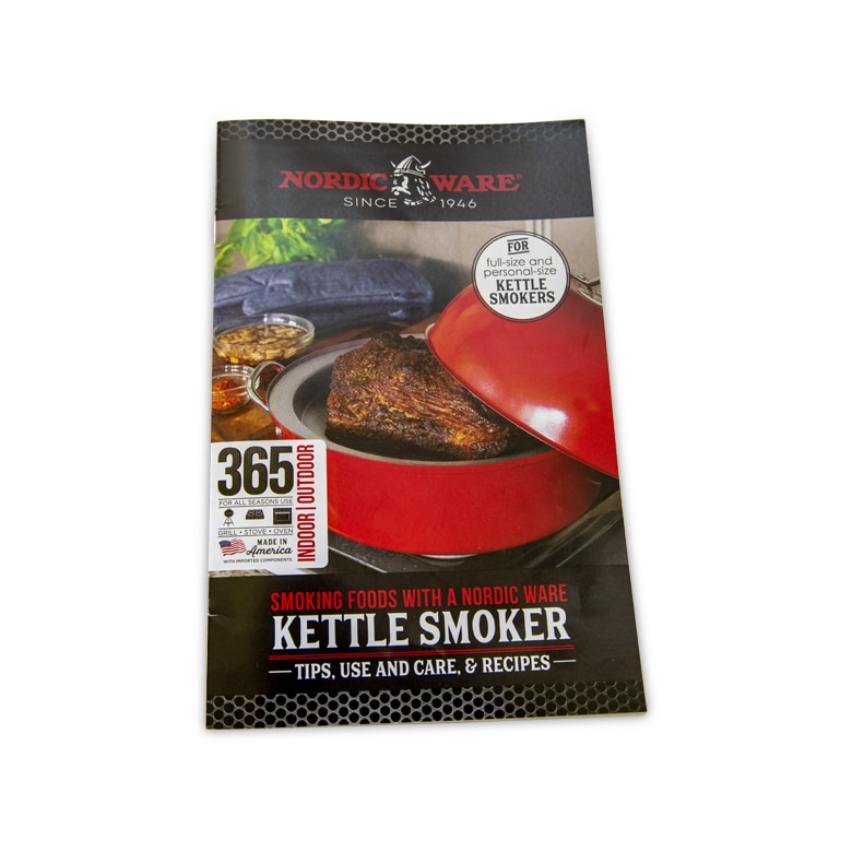 Stovetop Smokers Instruction Booklet