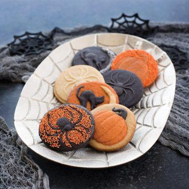 Halloween Cookie Stamps