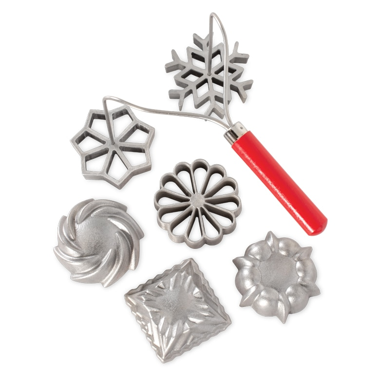 Swedish Rosette and Timbale Set