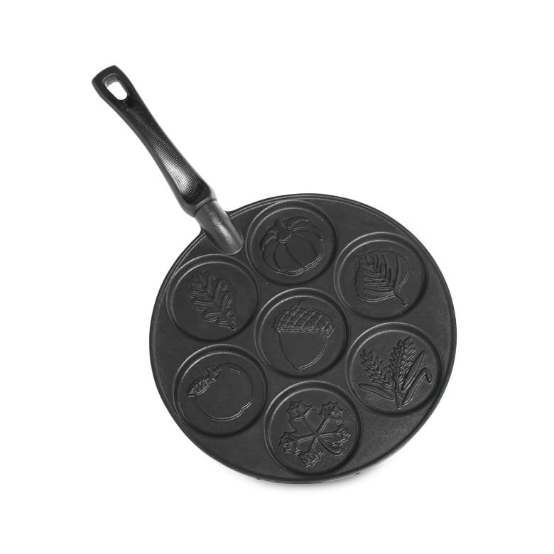 Autumn Leaves Pancake Pan