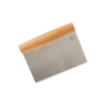 Dough Scraper, beechwood handle