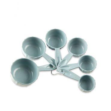 Bundt® Measuring Cups, Sea Glass in set of 6