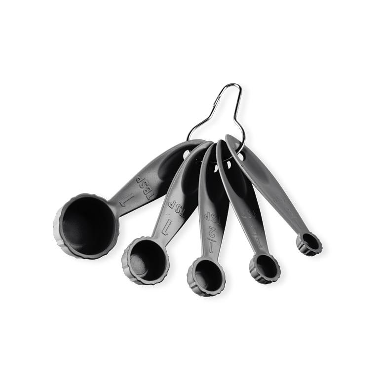 Bundt® Measuring Spoons, Storm Gray