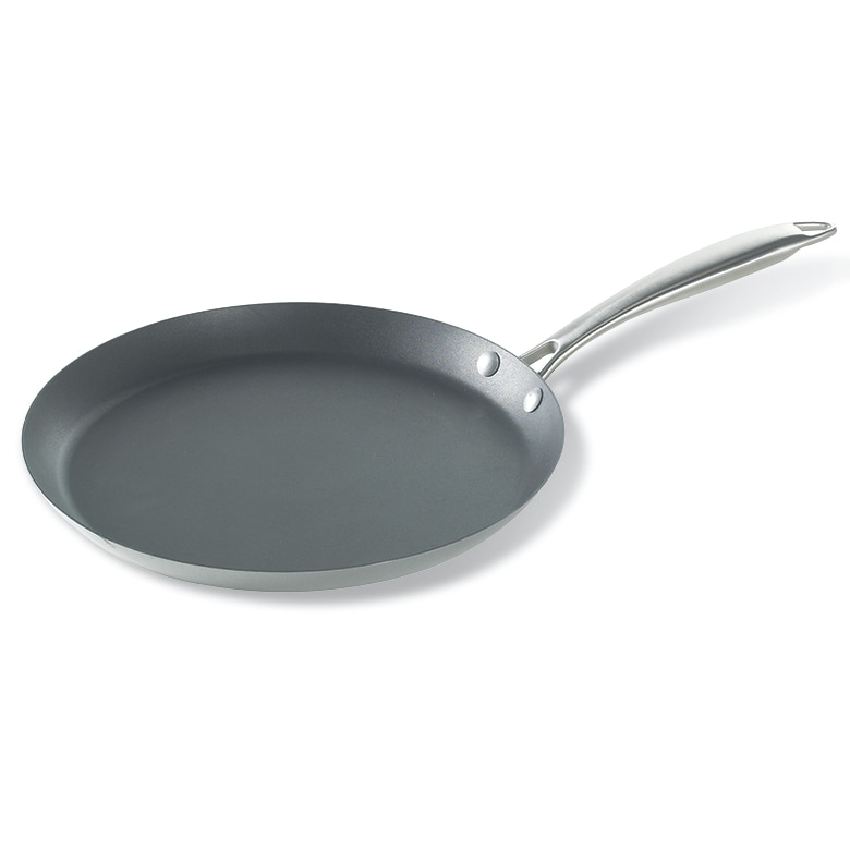 Traditional French Steel Crepe Pan