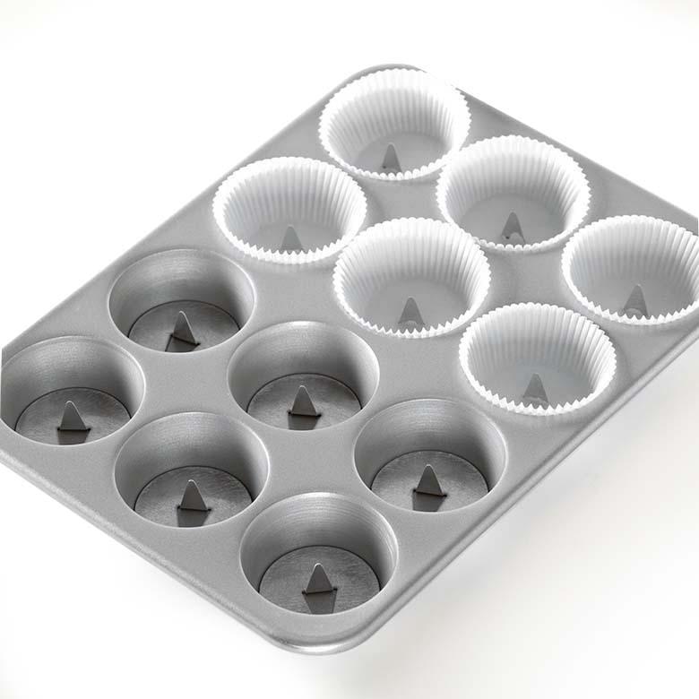 Hidden Surprise Filled Cupcake Inserts