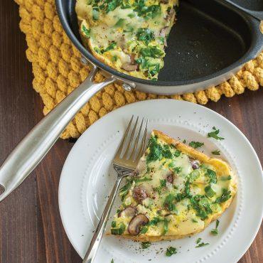 Italian Frittata/Omelet Pan