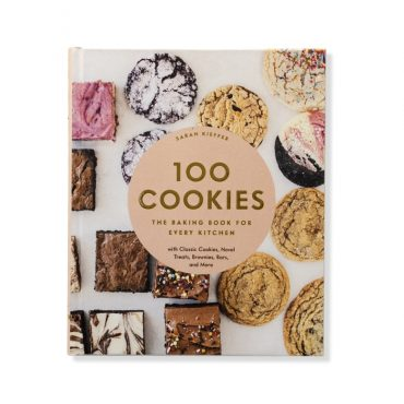 100 Cookies cookbook, front cover