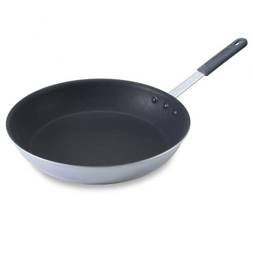 """14"""" Sauté Pan with metal handle and silicone removable handle"""