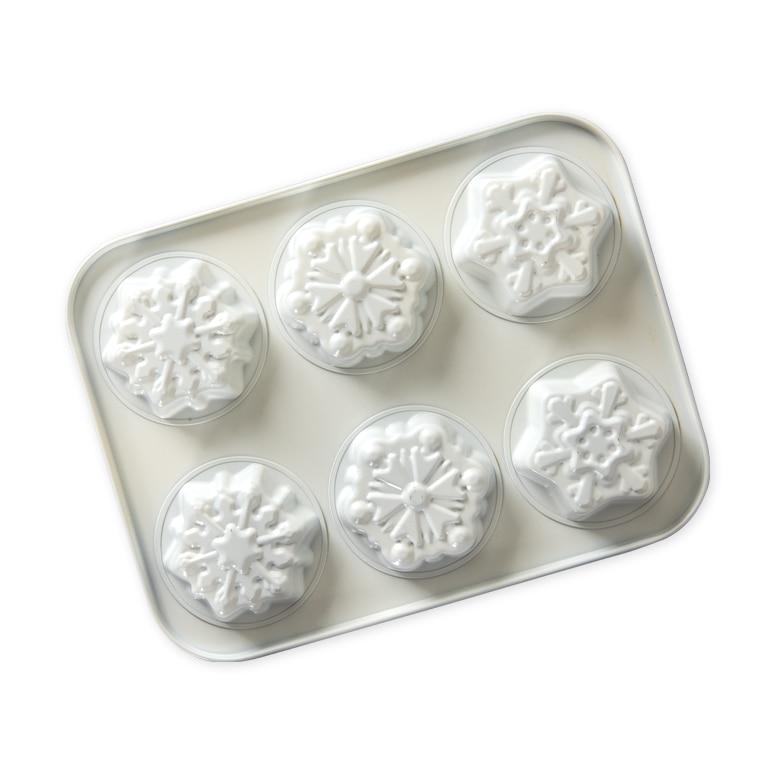 Disney Frozen 2- Snowy Day Formed Mini Cake Pan