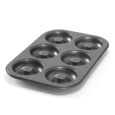 6 cavity Donut Pan