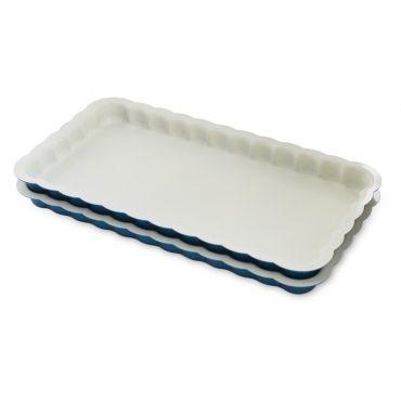 Celebrations Loaf Pans, set of 2, dark blue