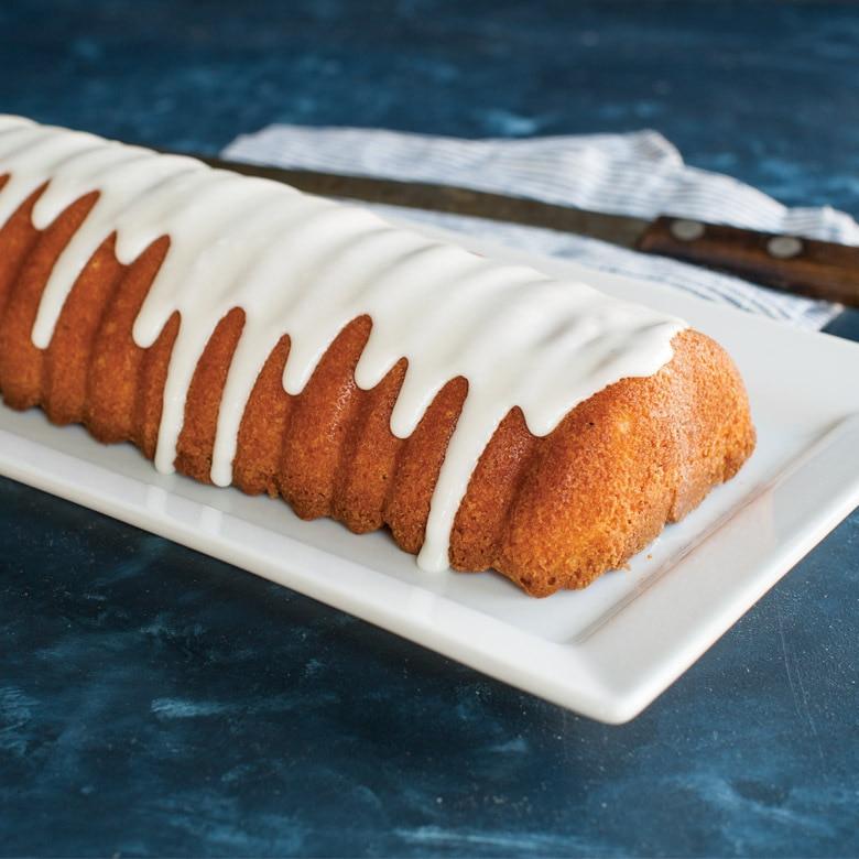 Cinnamon Bread & Almond Loaf Pan