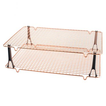 Stackable Copper Cooling Grids