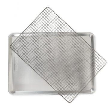 Naturals® Big Sheet with Oven-Safe Nonstick Grid