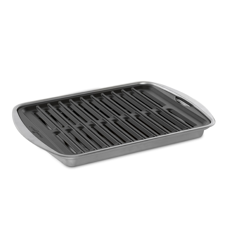 Cast Grill ' N Sear Oven Pan