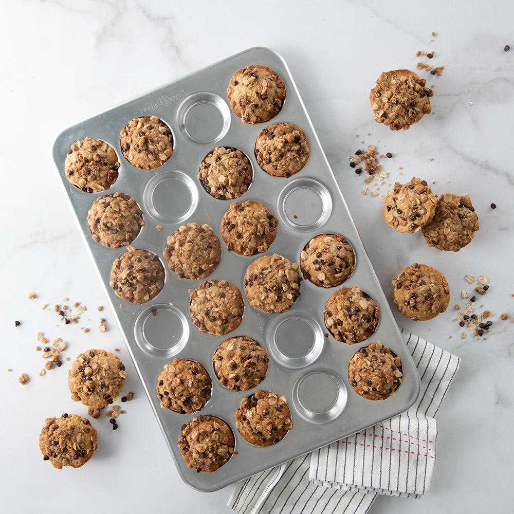 Naturals® 24 Cavity Petite Muffin Pan
