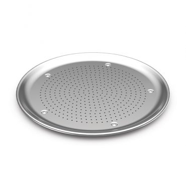 """Naturals® 16"""" Hot Air Pizza Crisper, with small holes in pan"""