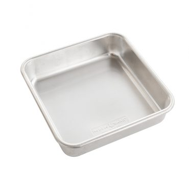 "Naturals® 8"" Square Cake Pan"