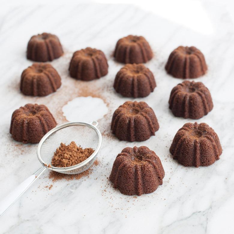 Bundt® Brownie Pan
