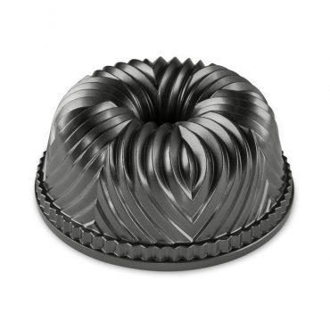 Bavaria Bundt Pan, graphite exterior color