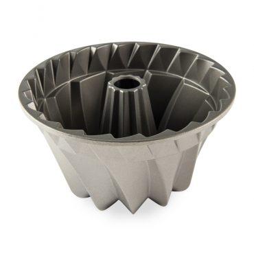 Kugelhopf Bundt® Pan, silver nonstick interior
