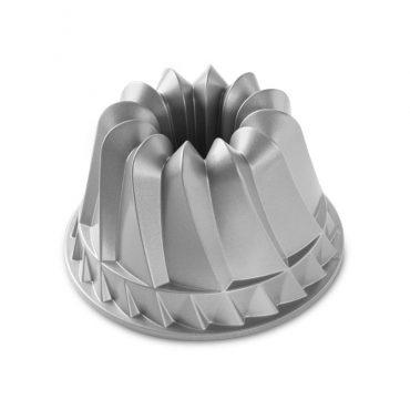 Kugelhopf Bundt® Pan, silver exterior