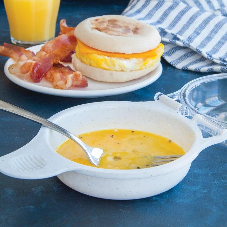 Eggs 'N Muffin Breakfast Pan