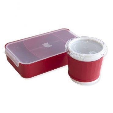 Microwave Lunch Set inlcuding Bento Box and Soup 'R Mug™