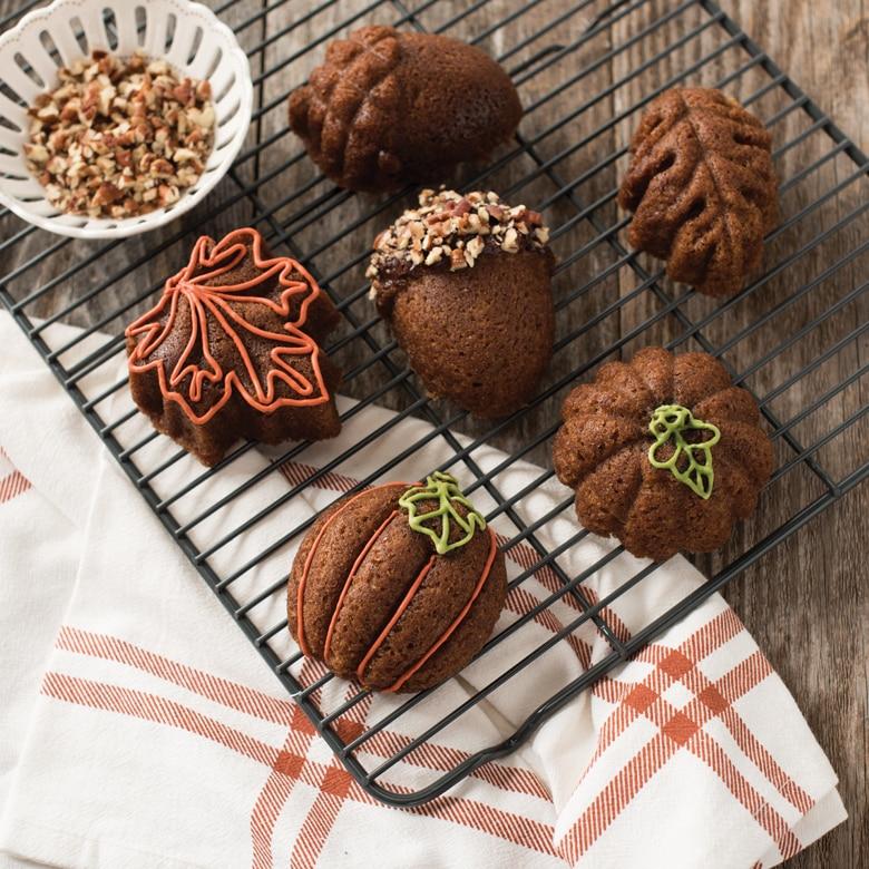 Autumn Treats and Pumpkin Quick Bread Mix Set