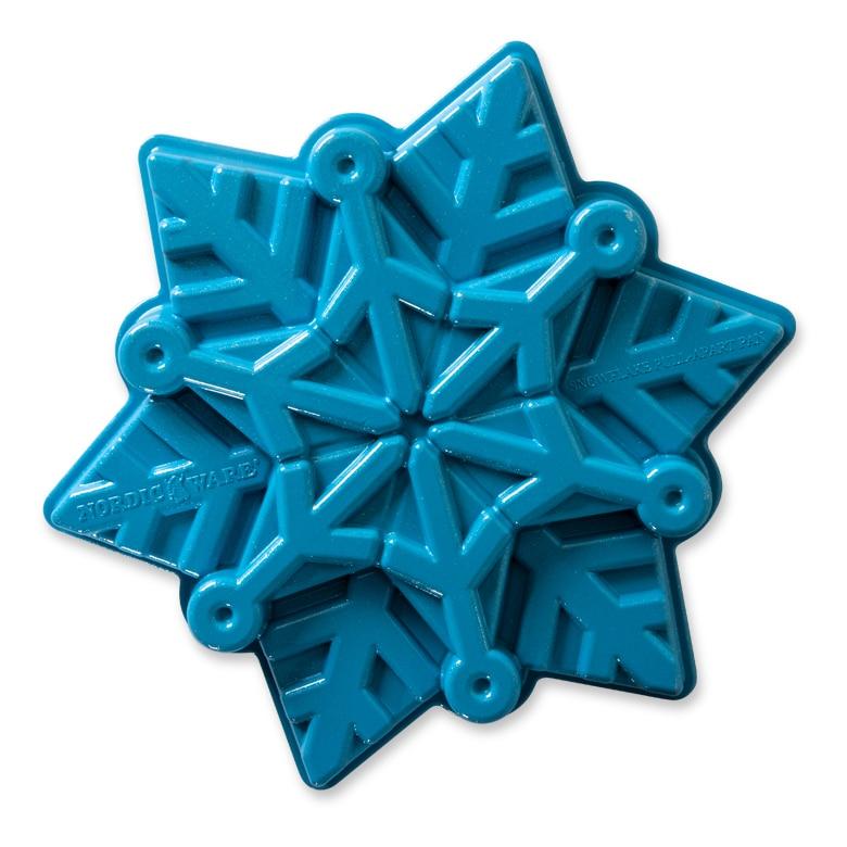 Disney Frozen 2 Cast Snowflake Cake Pan
