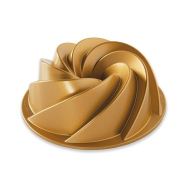 6 Cup Heritage Bundt® Pan, swirl design