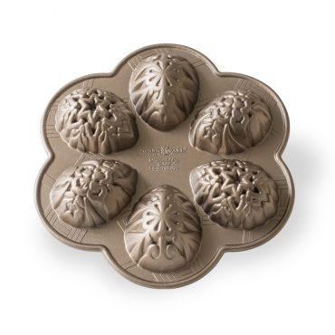 Ornamental Egg Cakelet Pan