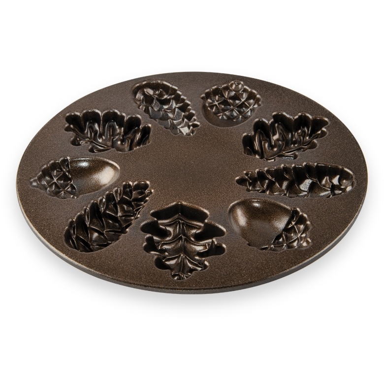 Woodland Cakelet Pan