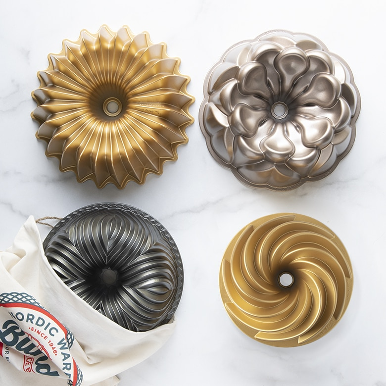 Bake From Scratch™ Bundt®  Baking Bundle