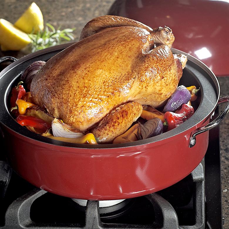 Honey Orange Smoked Chicken