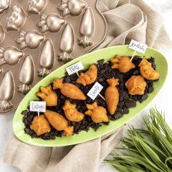 Brown Sugar Carrot Cakelets
