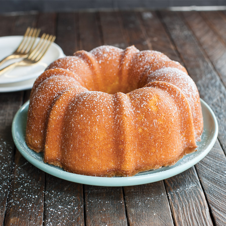 6 Cup Vanilla Pound Cake