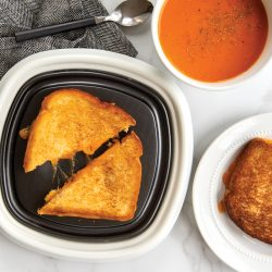 Simple Grilled Cheese