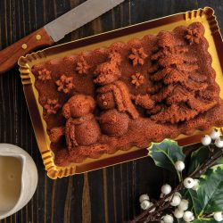 Almond Loaf Cake