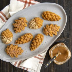 Espresso Walnut Woodland Cakelets