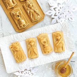 Honey Vanilla Cakelets