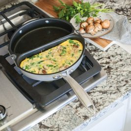 The Best Omelette Pan For Anyone Who Is Serious About Brunch